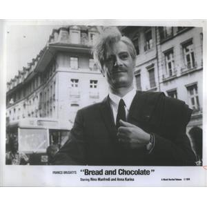 1978 Press Photo Italian Actor And Director Nino Manfredi - RSC99747