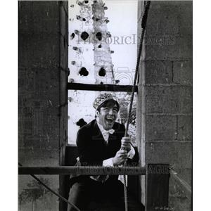1968 Press Photo Alan Bates English Actor - RRW24883