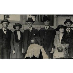 1922 Press Photo Colorado democratic committee members - RRW78139