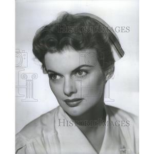 1951 Press Photo Marion Marshall American Film Television Actress California