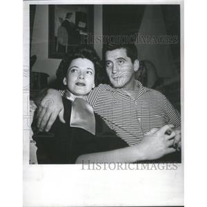 1956 Press Photo Hal March - RSC06731