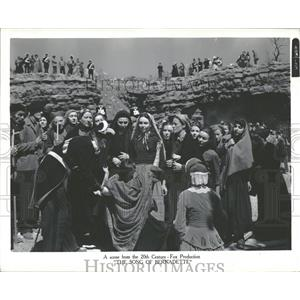 Press Photo Song of Bernadette Drama Film - RRY21607