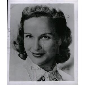 1958 Press Photo Kim Heinton, American Actress. - RRW71089