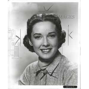 1956 Press Photo Vera Miles Hollywood Movie Actress - RRW33173