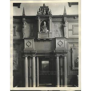 1932 Press Photo Folger Shakespeare Memorial Library - RRX89193