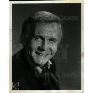 1969 Press Photo Actor Biff McGuire - RRW13771