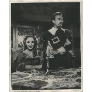 1951 Press Photo Mala Powers American Movie Actress - RSC88091