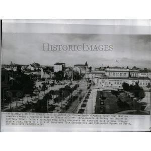 1941 Press Photo British Bombers Raid Bulgarian Capital - RRX55799