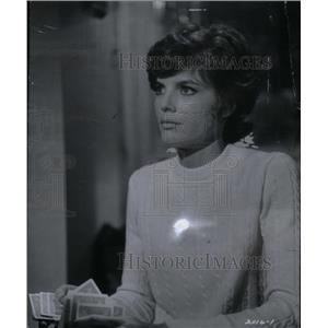 1968 Press Photo Actress Katharine Ross - RRX37873