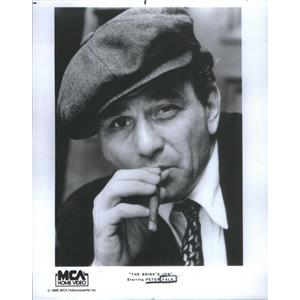 1986 Press Photo Peter Falk American Actor. - RSC88957