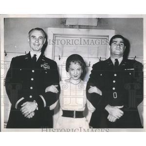 1955 Press Photo Actress Janet Riley - RSC47535