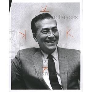 1965 Press Photo Jeffrey Lynn American Actor - RRW36359