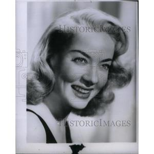 1958 Press Photo Actress Audrey Totter - RRX41159