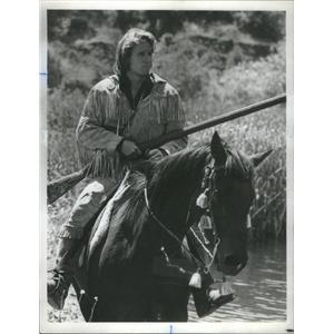 1977 Press Photo Rick Moses Young Dan'l Boone - RSC96389