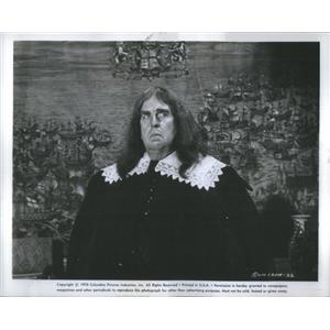1971 Press Photo British actor Robert Morley - RSC99529