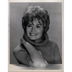 1968 Press Photo Beth Brickell actress membership Actor - RRW11413