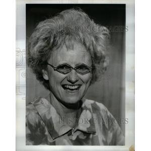1969 Press Photo Phyllis Diller artist comedian Phonies - RRX26707