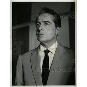 1966 Press Photo Rossano Brazzi/Italian Actor - RRW18783