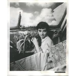 1959 Press Photo MILLIE PERKINS AMERICAN FILM TELEVISION ACTRESS - RSC97355