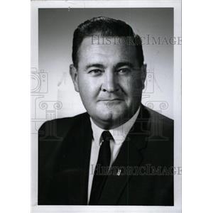 1965 Press Photo James Thornton English actor - RRW82997