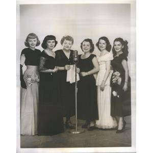 1930 Press Photo Author Producer Director Nila Mack - RSC91845