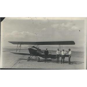 1928 Press Photo The Piele Brothers Montrose Colorado - RSC86553