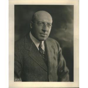 1932 Press Photo Charles Burrall Pike - RSC92899