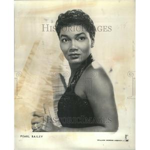 1967 Press Photo Pearl Bailey American Actress Singer