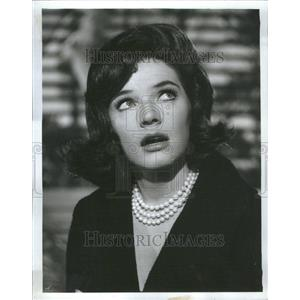 1963 Press Photo Polly Bergen Actress Singer Chicago - RRU02405