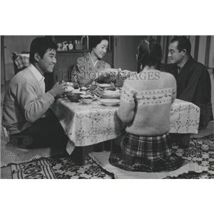 Press Photo Japanese Traditional Dishes - RRX81689