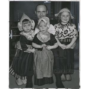 1940 Press Photo Alexander London Netherlands - RRW33925