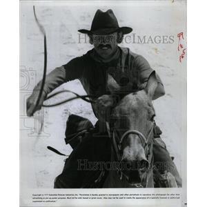 1975 Press Photo Gene Hackman Actor Author Novelist - RRX73161