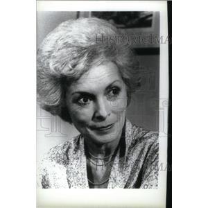 1978 Press Photo Janet Leigh Actress - RRX48567