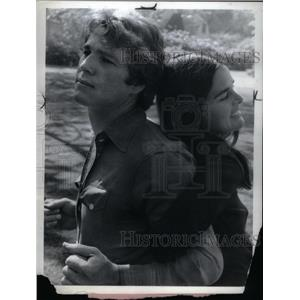 1973 Press Photo Ryan O'Neal Film TV Actor Chicago - RRX60409
