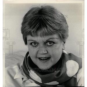 1978 Press Photo Angela Brigid Lansbury Manchurian film - RRW11535
