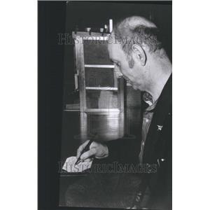 1938 Press Photo Jeff Davis, King of American Hoboes - RRU03831