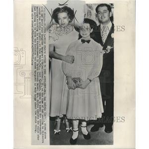 1949 Press Photo Margaret Actress Brien - RRW36593