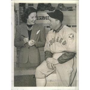1939 Press Photo Gail Patrick Actress-Wife of Robert Cobb - RSC96901