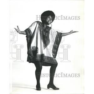 1969 Press Photo Val Gray (Actress)