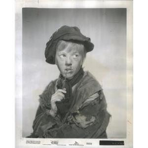 1951 Press Photo Actor Andrew Ray The Mudlark - RSC90363