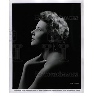 1955 Press Photo Cornell Borchers Actress - RRW18709