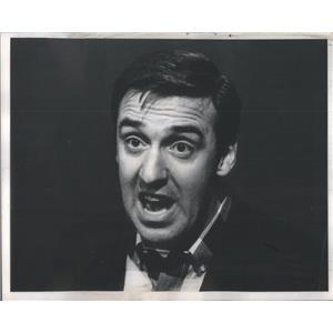 1968 Press Photo American Actor And Singer Jim Nabors - RSC99711