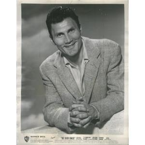1955 Press Photo Actor Jack Palance - RSC93317