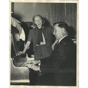 1938 Press Photo Tamara Andreeva Times Reporter Wraner - RRW38701