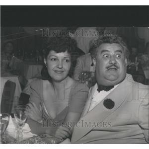 1941 Press Photo Billy Gilbert/Actor - RSC09687
