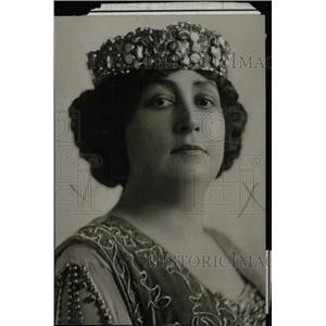 1919 Press Photo Singer Mme. Margaret Matzenauer - RRW73149