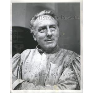 1954 Press Photo JACK LIVESEY BRITISH FILM ACTOR - RSC15037