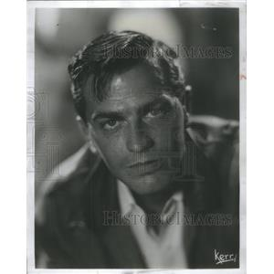 1958 Press Photo Chet Leaming LONG DAYS JOURNEY INTO NIGHT - RSC05775