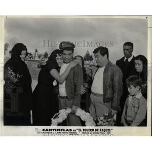 1959 Press Photo Cantinflas El Bolero De Raquel Actor - RRW83555