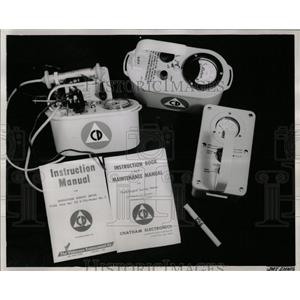 1928 Press Photo Book Maintainable Manual Survey Miller - RRX67625